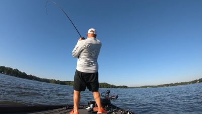 Read more about the article The Grind Pays Off on High Rock Lake